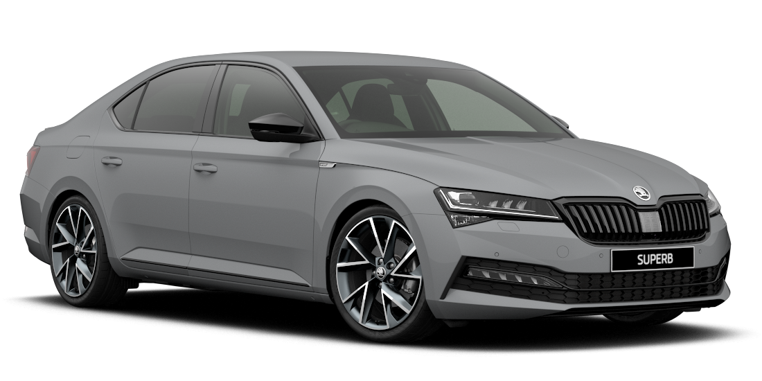 Skoda Superb Hatch Sportline Plus New 2019 Model Skoda Uk